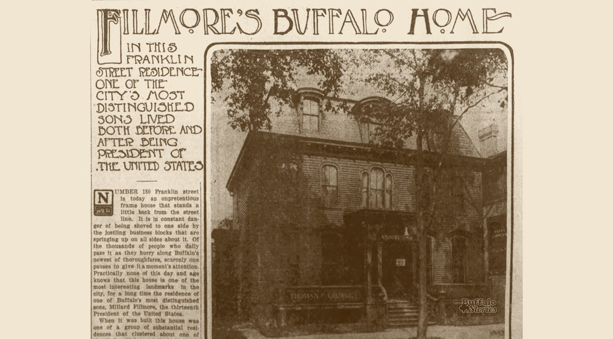 As appeared in The Buffalo Sunday News, 1912.