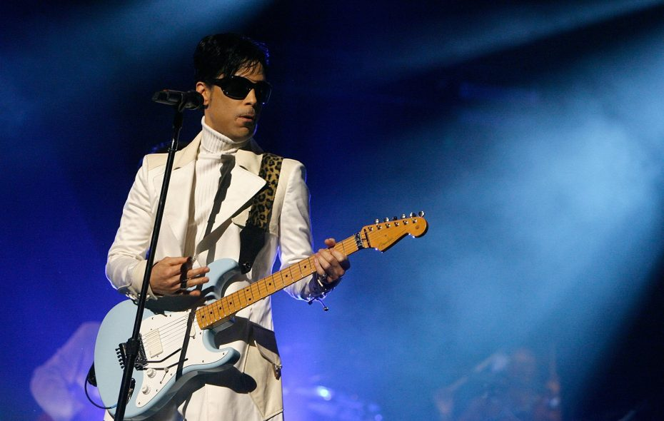 Twenty-three titles from Prince's 1990-2015 period have finally been released on all digital streaming platforms. (Getty Images for NCLR)