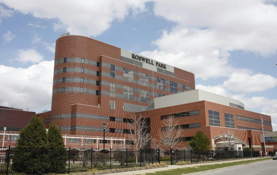 Roswell Park Comprehensive Center Center's new partnerships across the state will have broad benefits. (Derek Gee/News file photo)