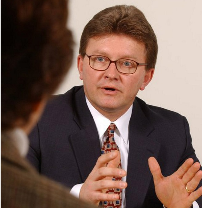 Walter Grenda was banned from working as a financial advisor in 2015 but the Securities Exchange Commission alleged in a lawsuit filed Thursday, Aug. 30, 2018 that he violated the ban by having an ongoing relationship with his son's financial advisement firm.  (File photo/Buffalo News)