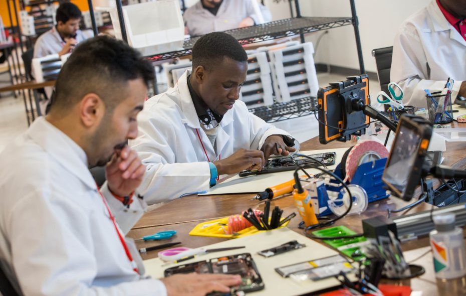 Bak USA is a finalist in an MIT competition. (News file photo)