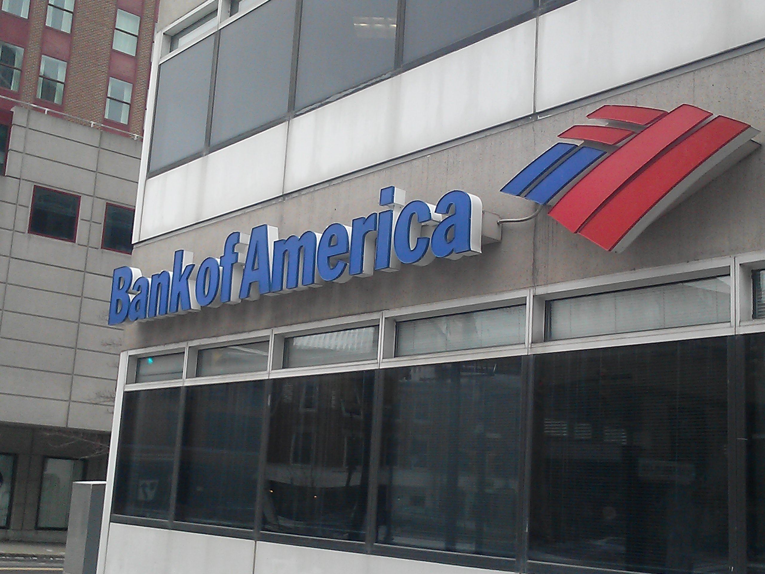 Bank of America to close Hamburg branch in November – Business Breaking News