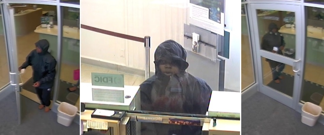 Buffalo police on Monday said this robber struck an M&T Bank branch on Main Street on Friday morning. (Photo courtesy of Buffalo Police)