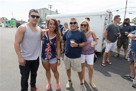 Sportsmen's Americana Music Foundation hosted its inaugural music festival Saturday, Aug. 4, 2018, outside two venues: Flying Bison Brewing and Buffalo Distilling. Check out the genre's fans and musicians.