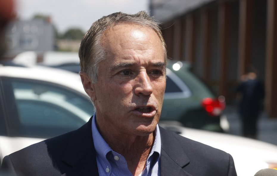 Rep. Chris Collins, R-Clarence, is facing prosecution in an insider trading case. (John Hickey/News file photo)
