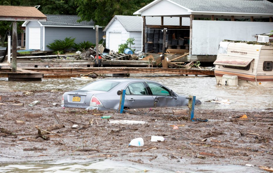 Week-long state of emergency declared in 14 counties from
