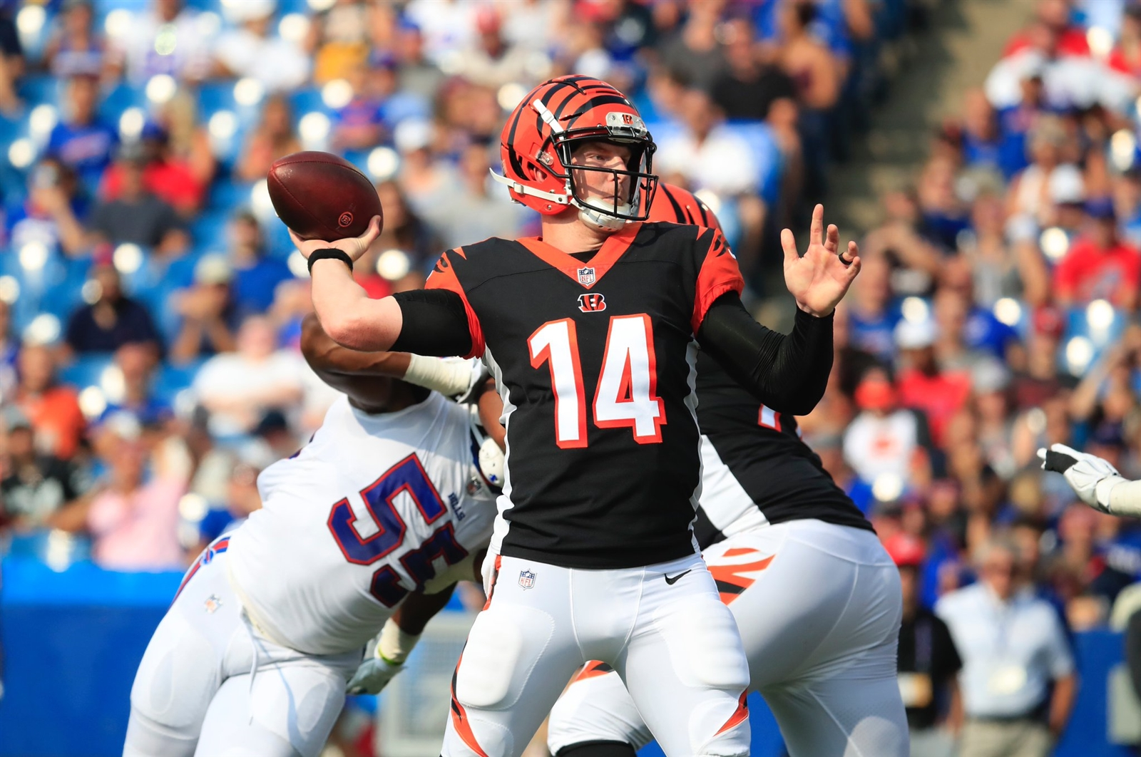 new product 4ca93 c3e25 News' staff predictions for Bills-Bengals in Week 3 – The ...