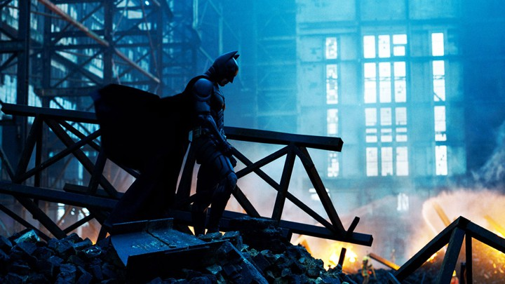 """The Dark Knight"" is one of two ""Batman"" films leaving Netflix in September. (Warner Bros.)"