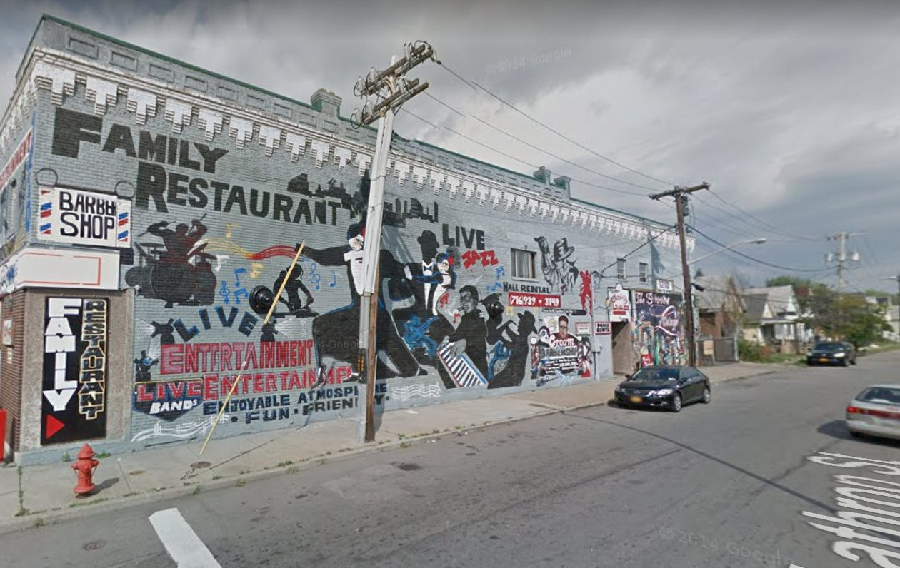 Buffalo police last month ordered the closing of the Groove Lounge after an off-duty police officer and another man were victims of gunfire as they were leaving. (Google image)