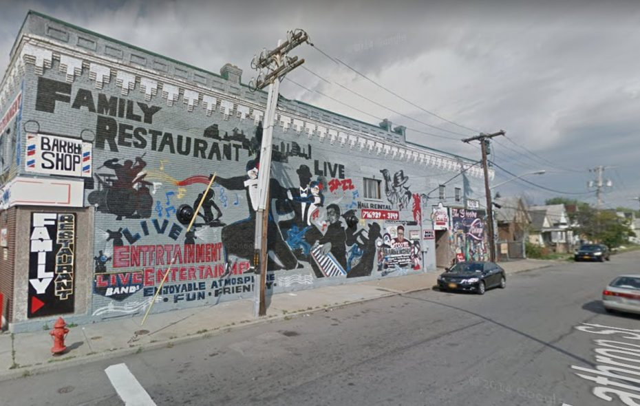 Buffalo police again ordered the closing Tuesday of the Groove Lounge after a fatal shooting Sunday morning. (Google)