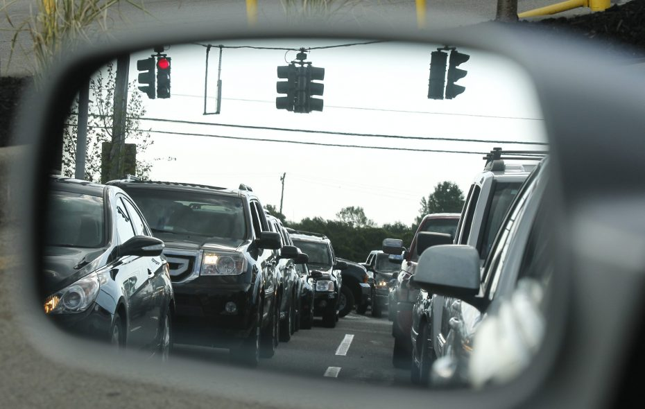 Buffalonians are the worst drivers in the state, according