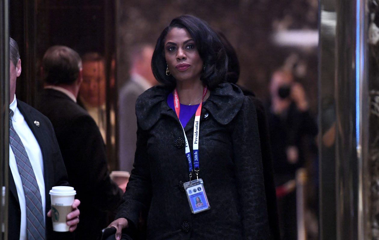 Jeff Simon says Omarosa's book 'is a compellingly – and perhaps compulsively – readable book despite its fatiguing moments.' (Bloomberg photo by Anthony Behar)