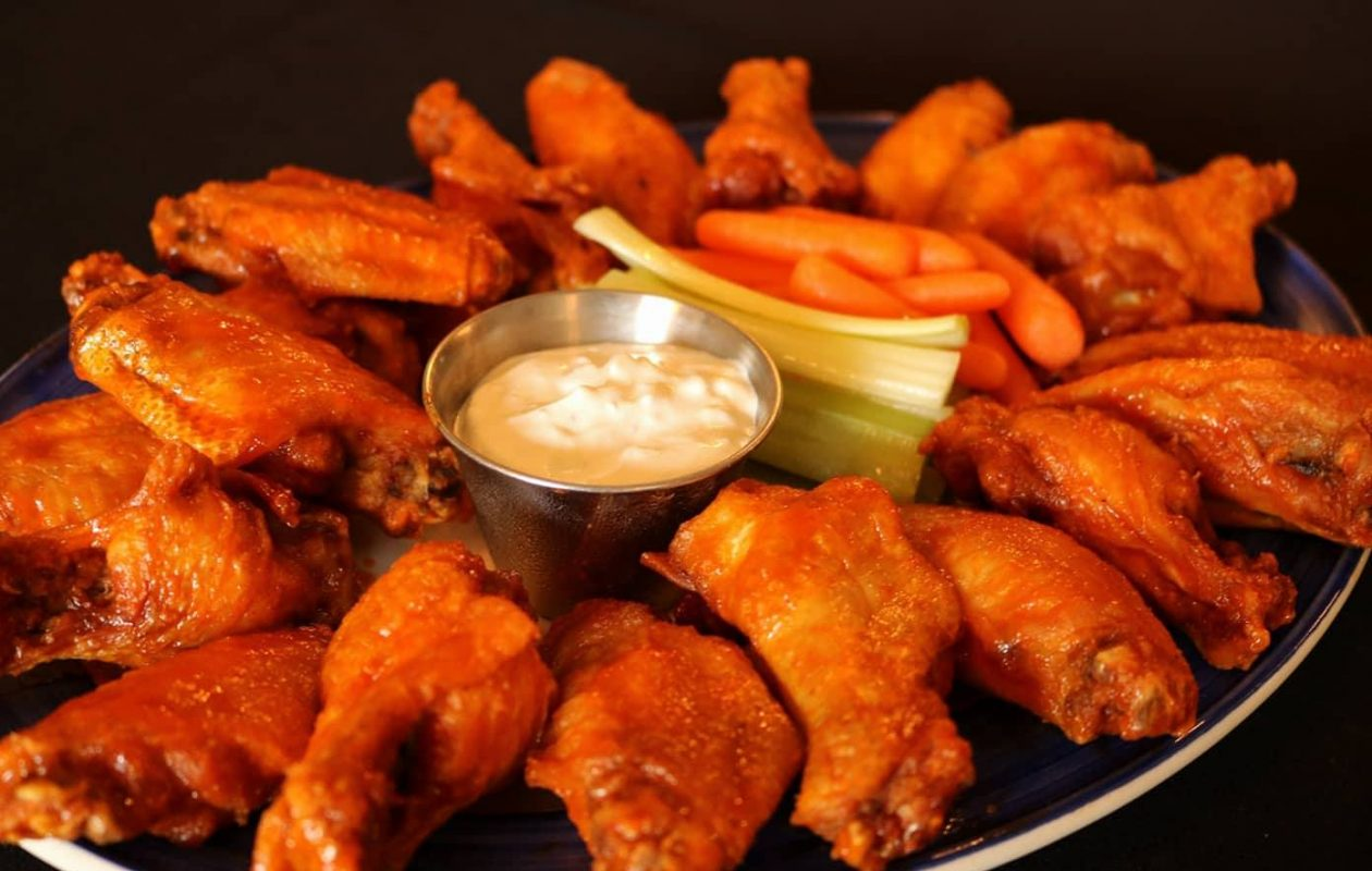 Skoobs Village Grille would like to be known for its wings. (Skoobs Village Grille)