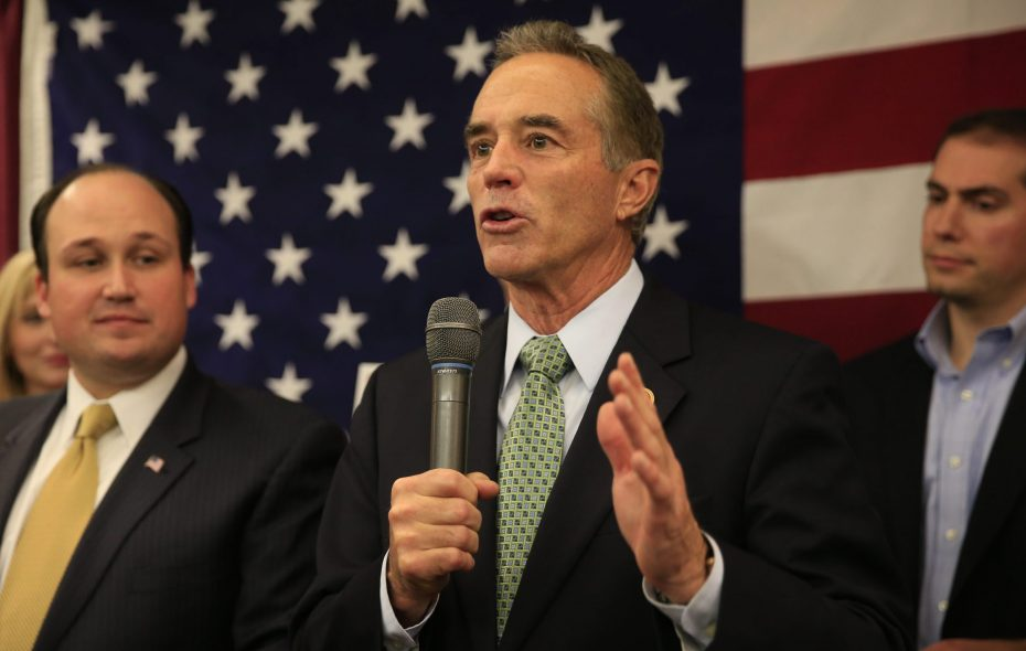 Rep. Chris Collins has vowed to fight federal charges and to run for re-election. (Harry Scull Jr./News file photo)