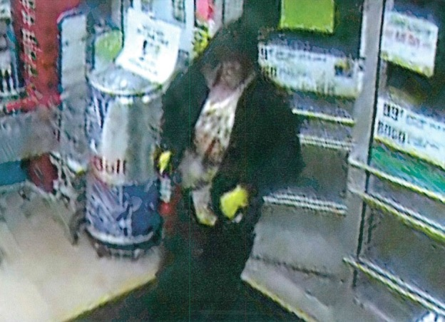 West Seneca police are looking to identify this suspect.
