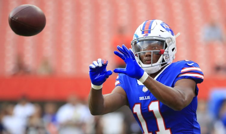 2f429caec Why the Bills have become a wide receiver wasteland – The Buffalo News