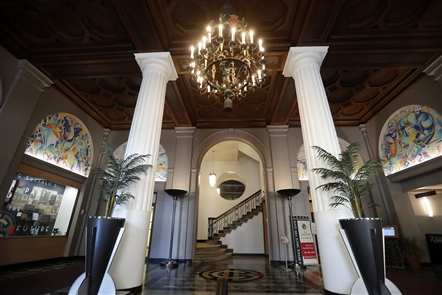 Look inside the renovated Athletic Club