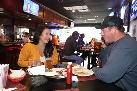 Pamp's Red Zone Bar & Grill at 1492 Southwestern Blvd. in West Seneca opened in October of 2017.