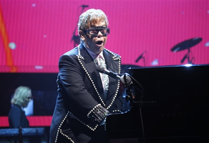 Elton John rocks KeyBank Center