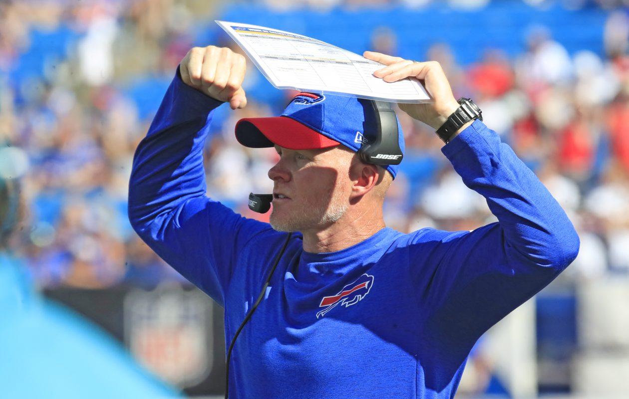 Bills coach Sean McDermott (Harry Scull Jr./Buffalo News file photo)