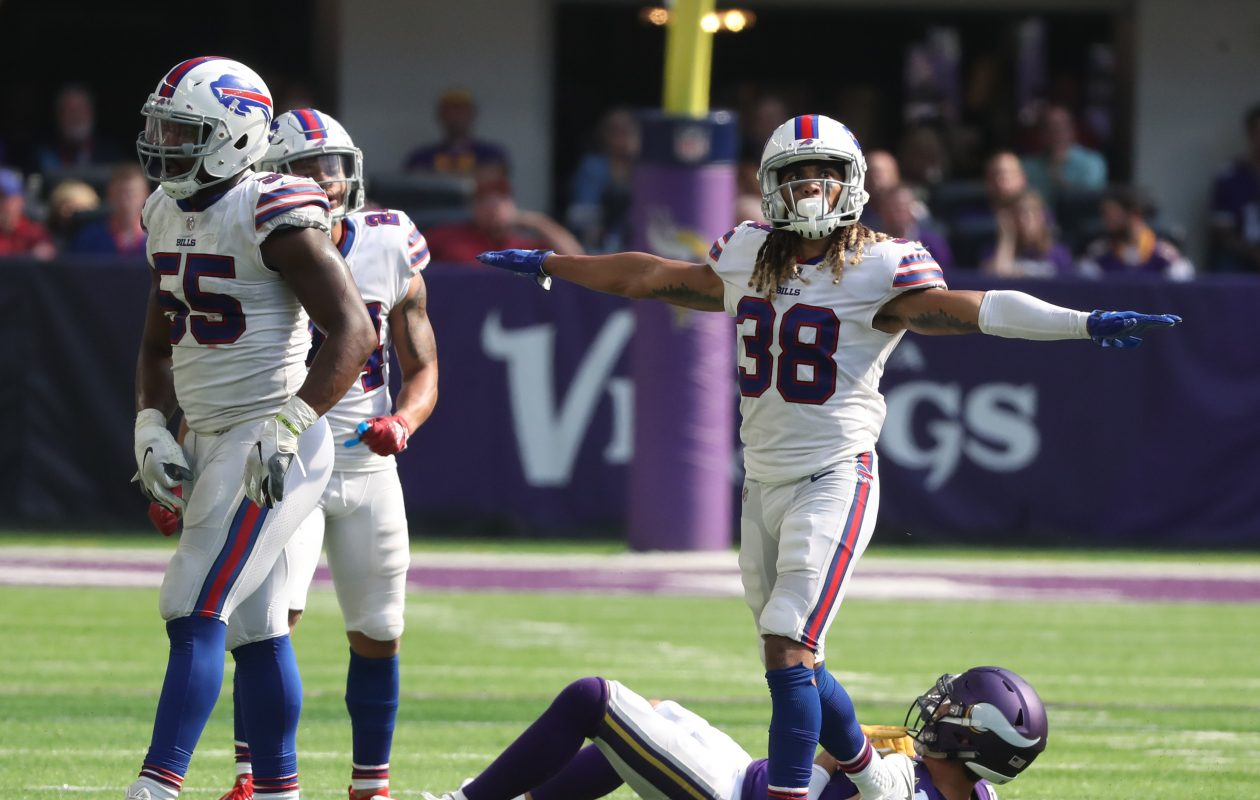 1bfbe2f0c Bills cutting Phillip Gaines sends message to the locker room and fans