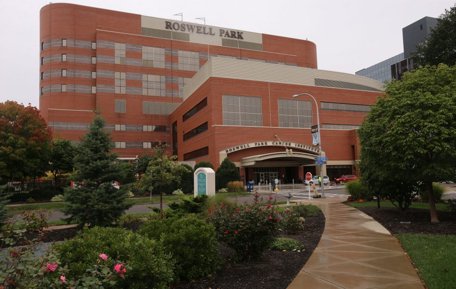 Roswell Park Comprehensive Cancer Center ranked 67 out of 500 employers as one of America's 2019 Best Employers for Diversity. (Derek Gee/News file photo)