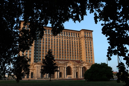 Explore Detroit train station due for revival, thanks to Ford