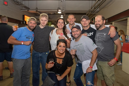 One of the featured events of Buffalo Beer Week, the Ballpark Brew Bash drew local brewers and craft-beer fans to Coca-Cola Field on Friday, Sept. 21, 2018. Events connected to the 10-day celebration of local craft-beer culture conclude on Sunday.