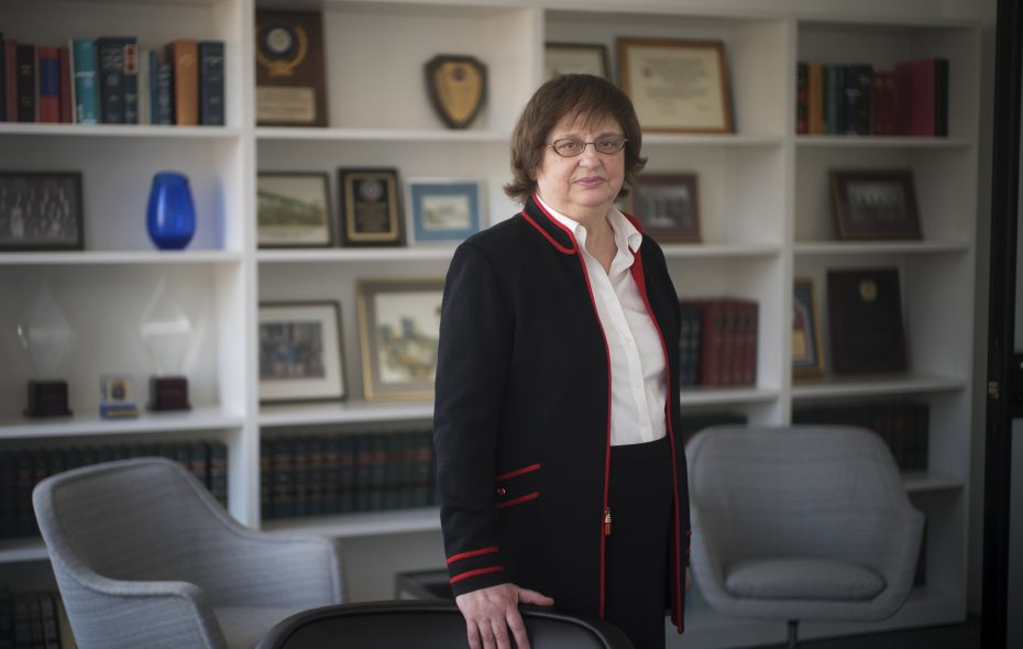 New York Attorney General Barbara Underwood's office sued the Donald J. Trump Foundation in June. (New York Times file photo)