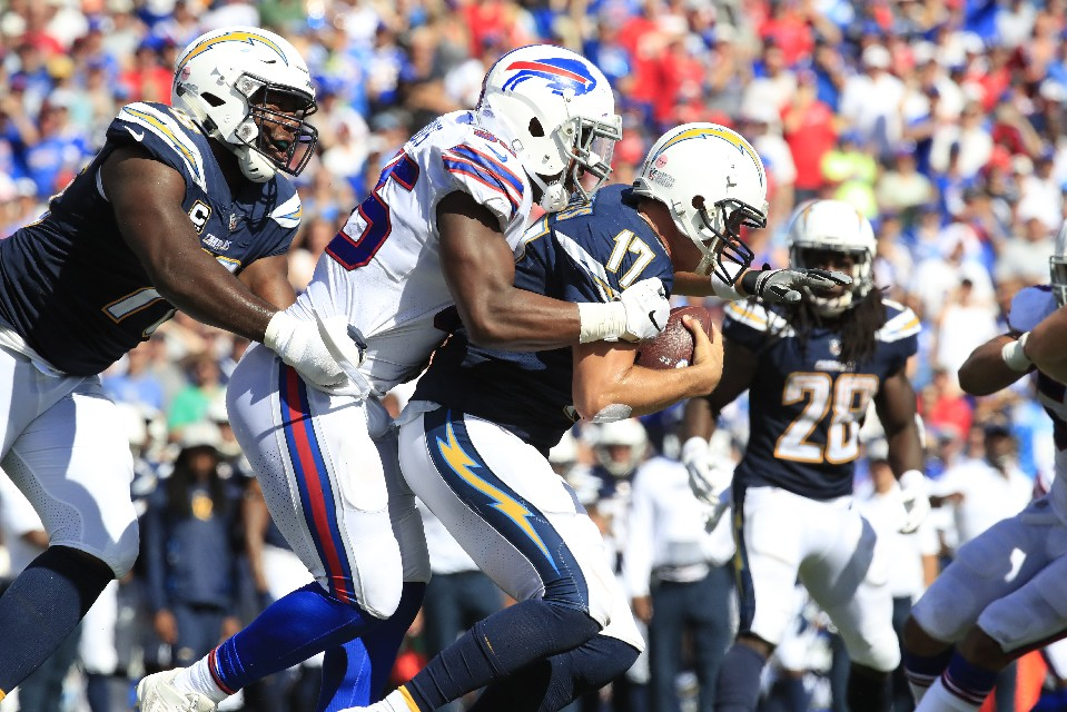 buffalo bills-los angeles chargers-minnesota vikings-defense-analysis