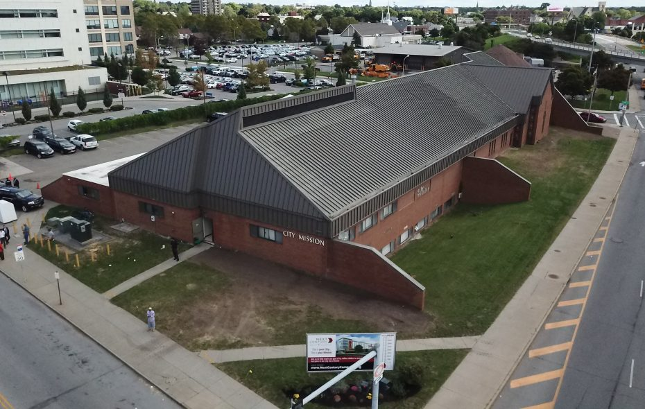 The Buffalo City Mission. (John Hickey/Buffalo News)