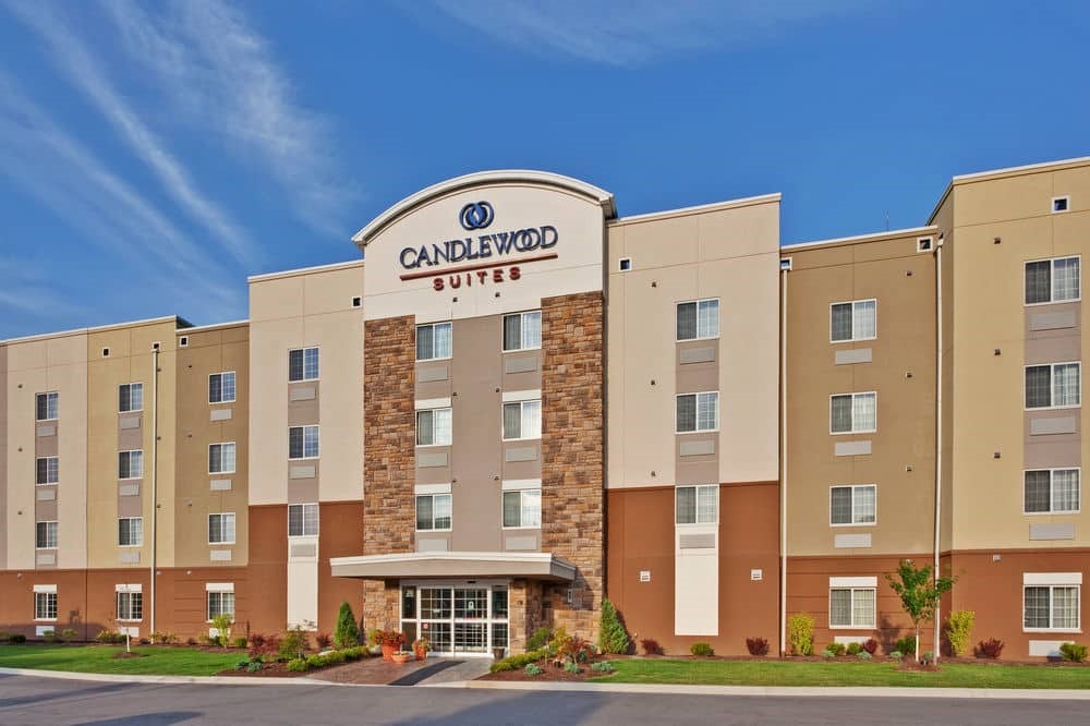 A Candlewood Suites hotel is coming to Freeman Road in Lancaster.
