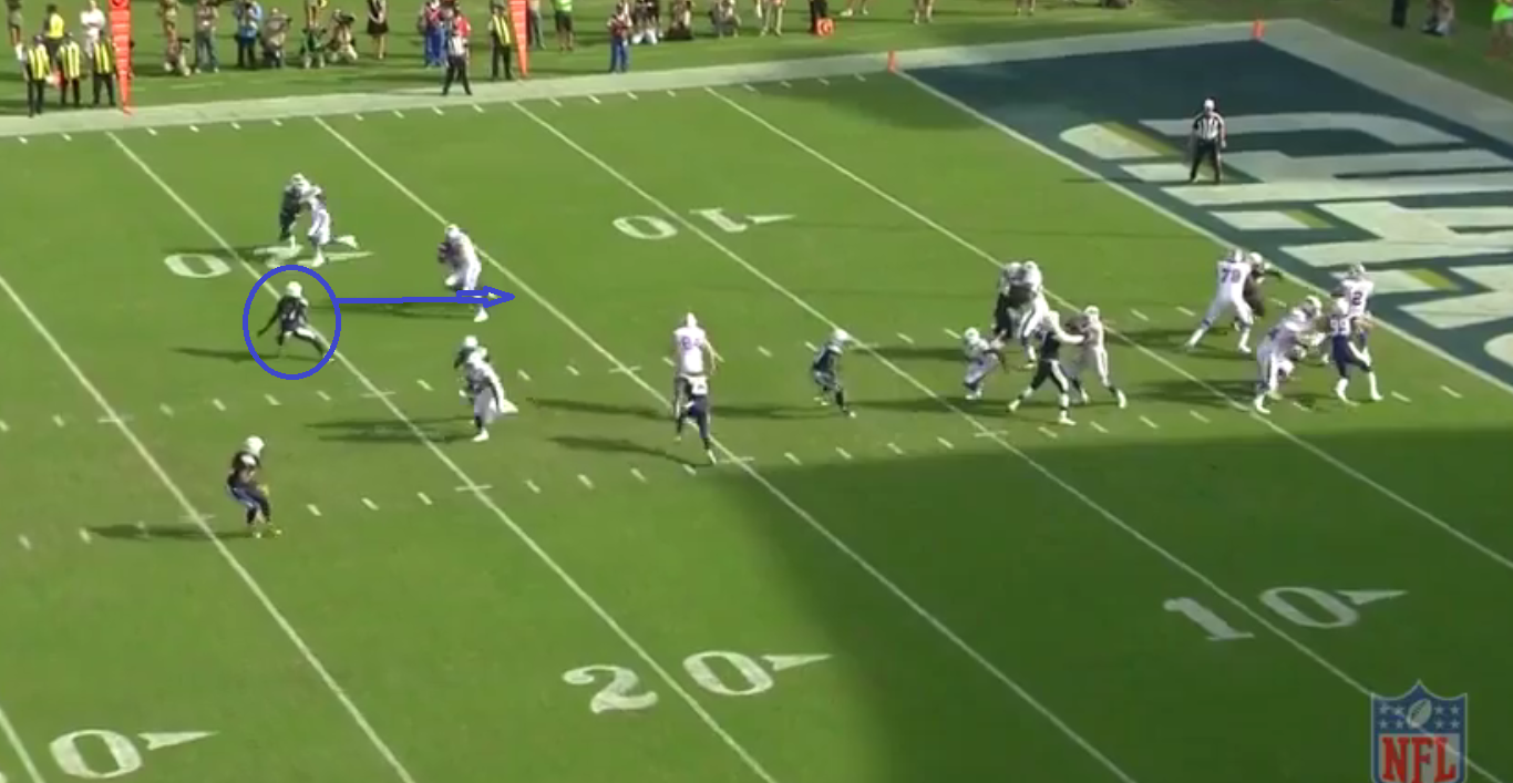 Play to Watch: Chargers' man-robber coverage