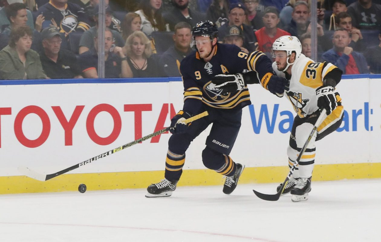 Jack Eichel (James P. McCoy/Buffalo News file photo).