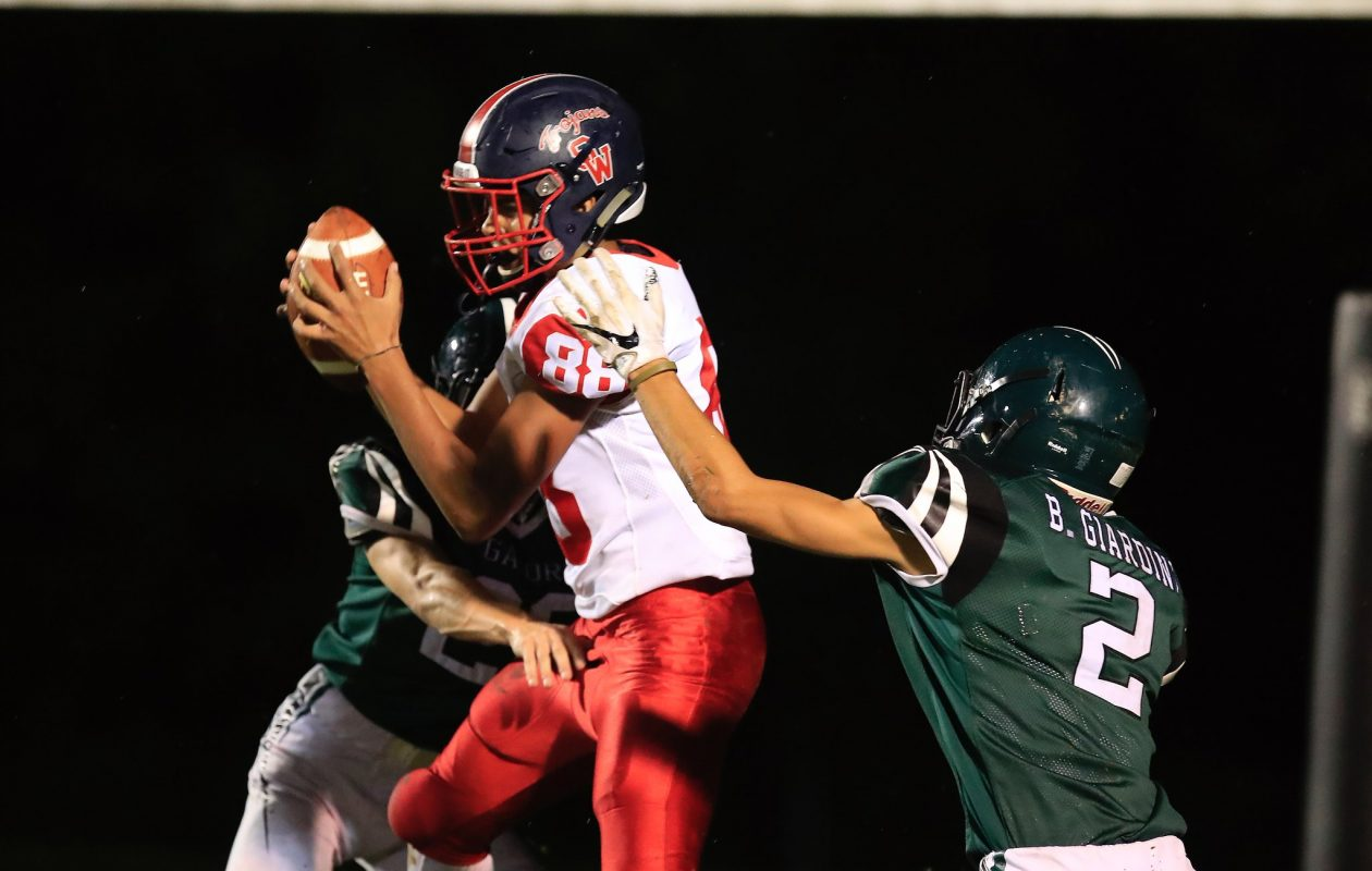 Southwestern defeated Allegany-Limestone on Friday night. (Harry Scull Jr./Buffalo News)