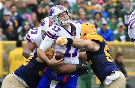 Green Bay Packers 22, Buffalo Bills 0