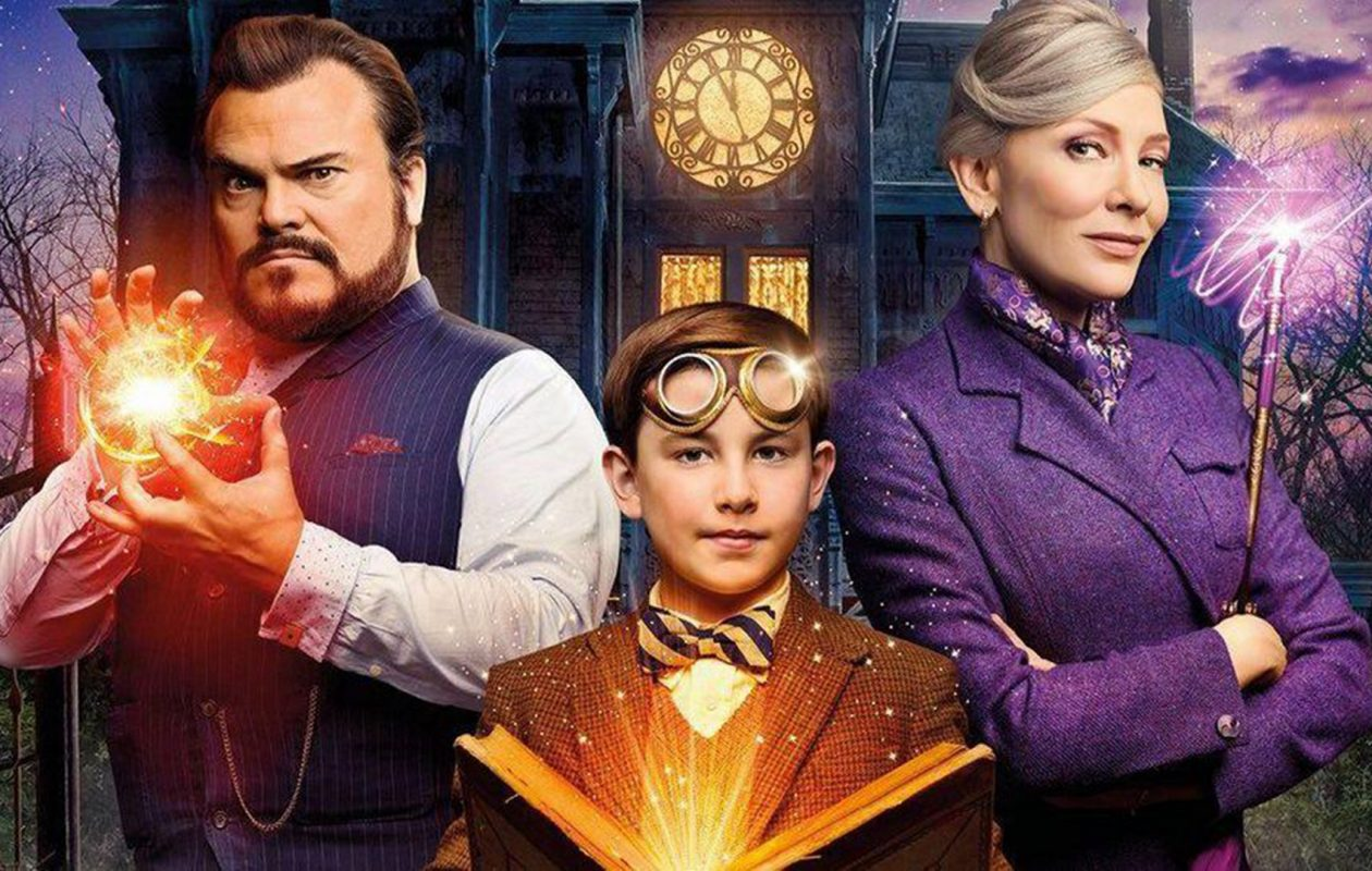 'House With a Clock in Its Walls' can be a challenge from a parents' perspective. (Universal)