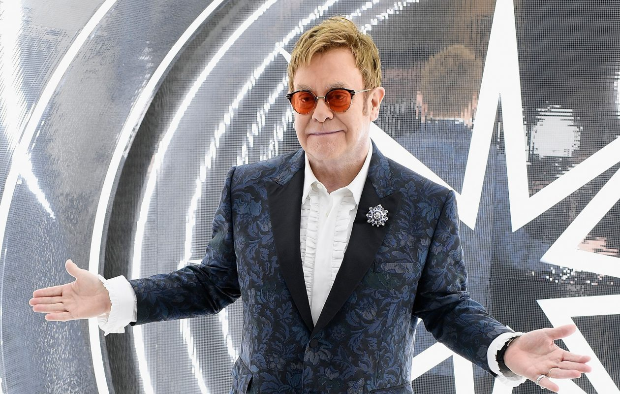Elton John brings his 'Farewell Yellow Brick Road' tour to KeyBank Center on Sept. 15. (Getty Images)