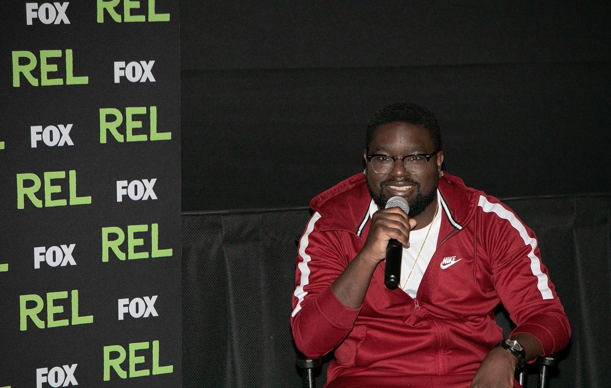 Lil Rel Howery stars in new Fox series 'Rel.' (Getty Images for Fox)