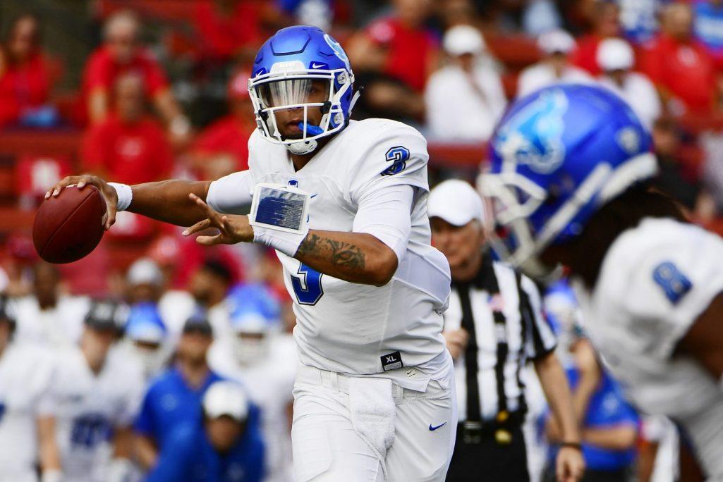 How Jordan Palmer will help UB quarterback Tyree Jackson as an NFL prospect