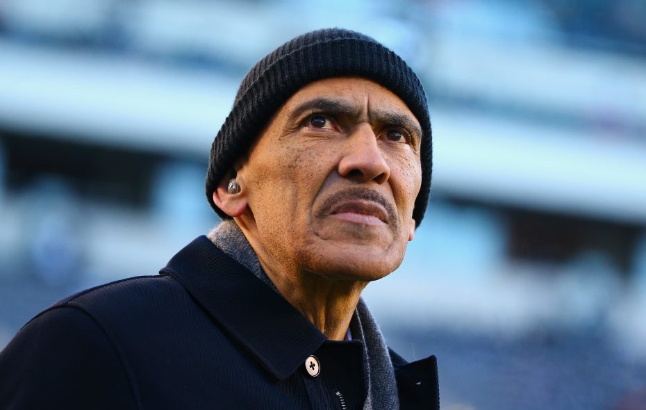 Tony Dungy (Mitchell Leff/Getty Images)