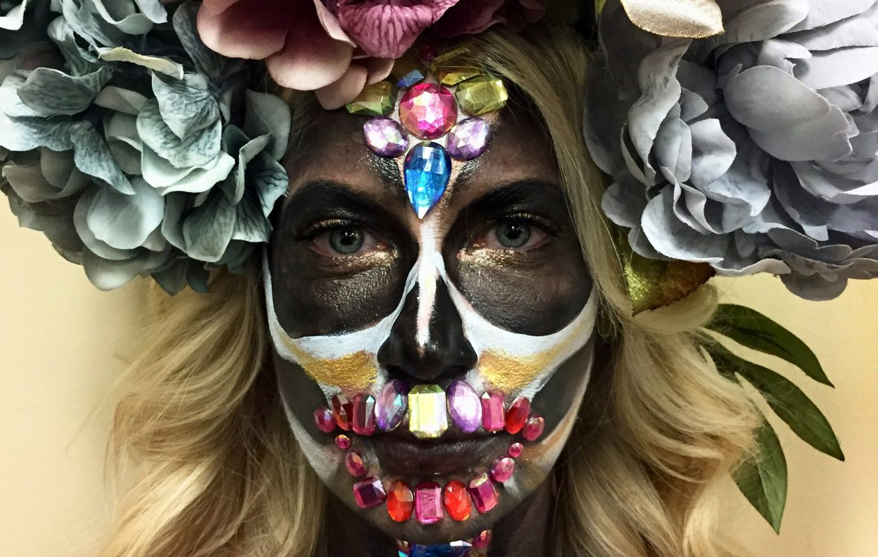 makeup is one of the fastest growing halloween costume trends katie ambrose of groom service