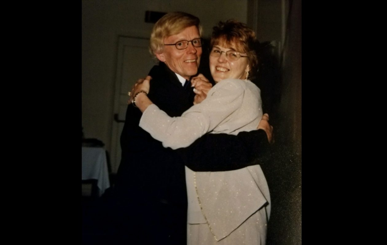 Michael and Donna Phillips, the late supervisor and clerk of Salamanca. (Submitted photo)