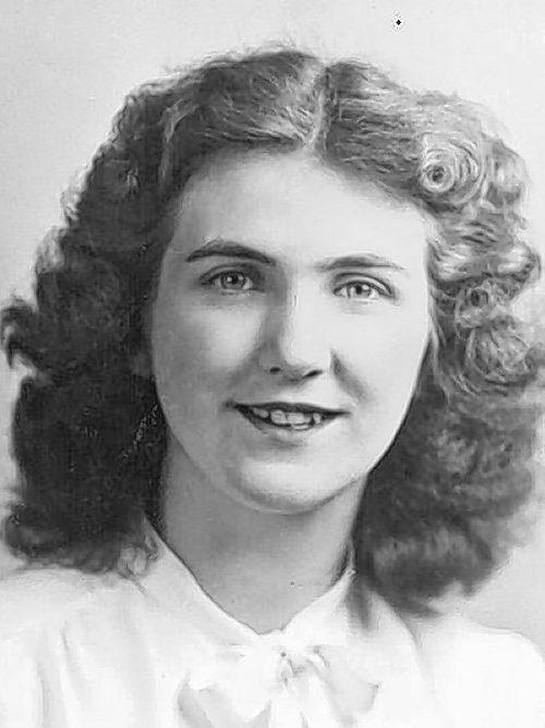 HILLIKER, Marjorie A. (Schooley)