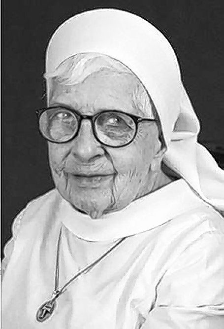 SISTER KNAUBER, Grace A., OSF