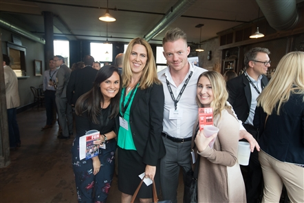 InfoTech WNY, a local consortium of technology-focused companies, gathered on Thursday, Sept. 20, 2018, in Duende at Silo City, a new venue near the grain elevators. See who attended the networking party.