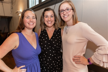 The Junior League of Buffalo, committed to engaging women in voluntarism since 1919, rejoiced for its Centennial Celebration on Friday, Sept. 21, 2018, at Torn Space Theater in the Adam Mickiewicz Library. See who took part in the festivities.