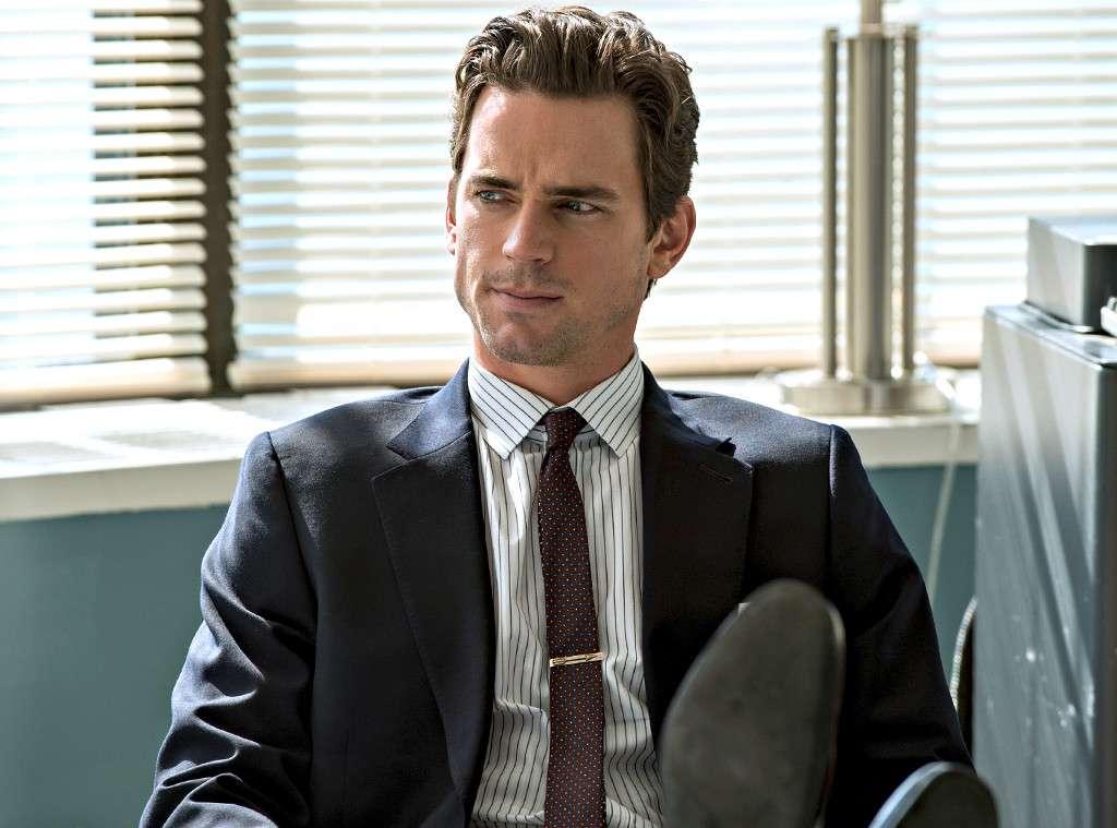 All six seasons of 'White Collar,' starring Matt Bomer, will be leaving Netflix in October.