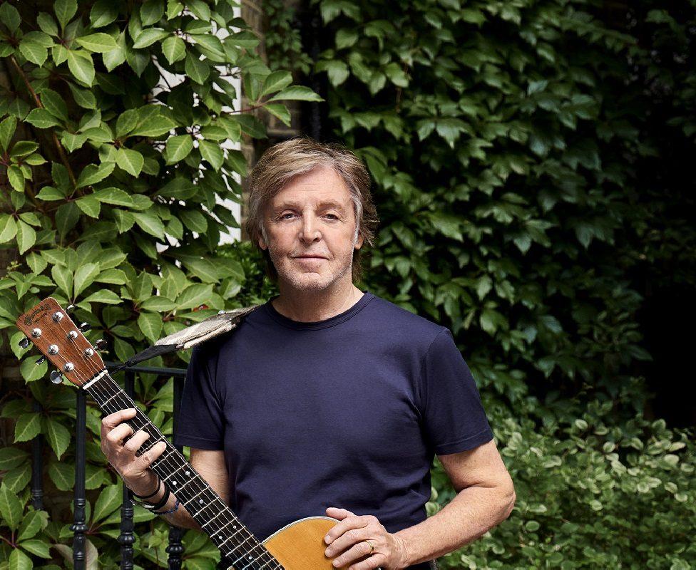 Paul McCartney. (Photo by Mary McCartney)