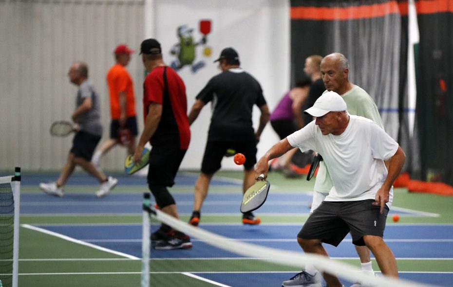 Pickleball (News file photo)
